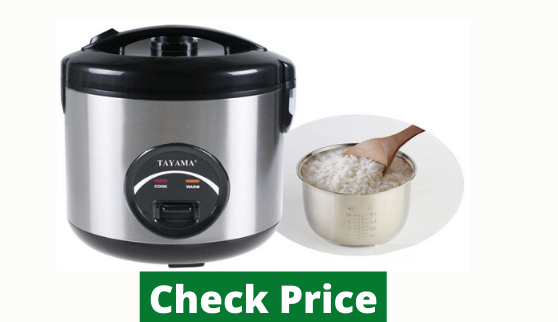 rice cooker with steamer basket