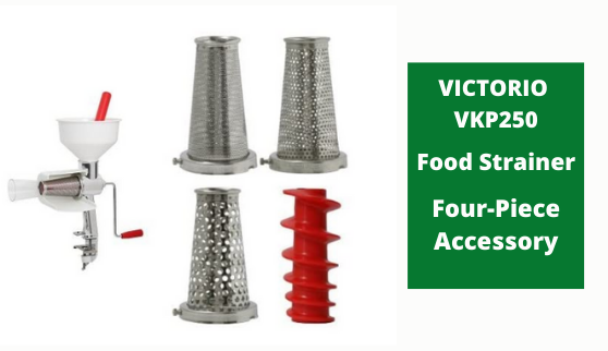 Best Food Strainer and sauce maker