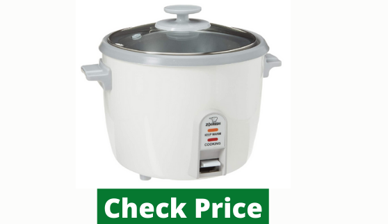 Rice cooker with stainless steel insert